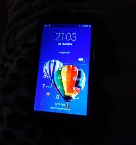Телефон Levovo A606