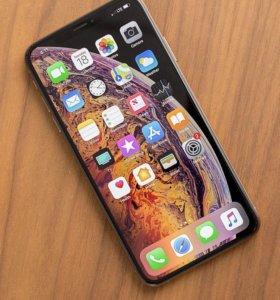 iPhone XS 64 gb 76000₽ (Новый,оригинальный)
