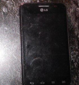 Телефон LG (На запчасти)
