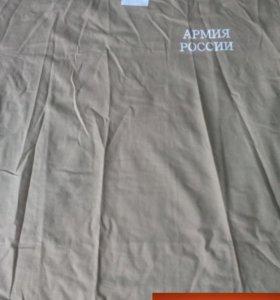 Новая футболка под офиску