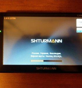 GPS-навигатор Shturmann Link 700 HD
