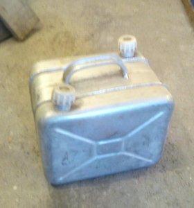 Алюминиевая канистра 20л