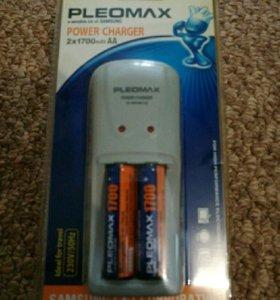 Зарядное устройство Pleomax