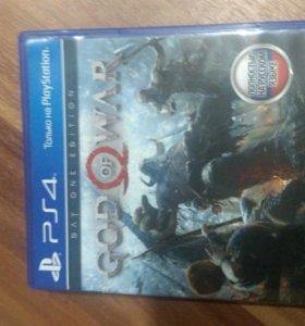 Игра GOD OF WAR 4 PS4
