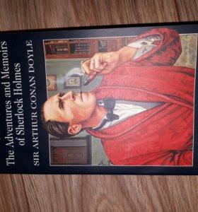 Приключения Шерлока Холмса на английском