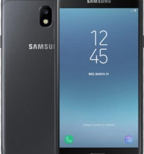 SAMSUNG Galaxy J3 2017  строчно !