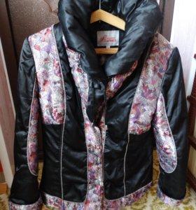 куртка на утепленной подкладе