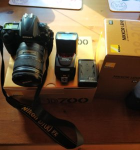 Nikon D700, Nikkor AF-S 28-300, SB-700