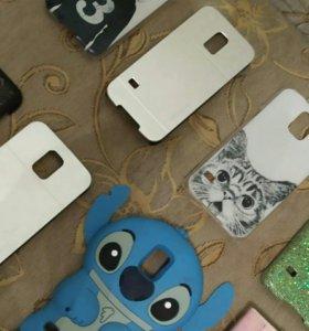Чехлы для Samsung s5