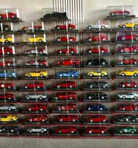 Машинки Ferrari collection