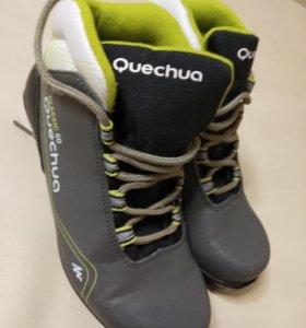 Лыжные ботинки 38 размер Quechua
