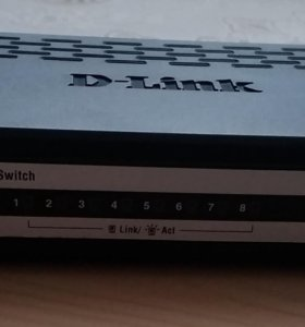 Маршрутизатор D-LINK 1008P