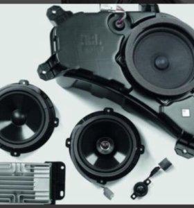 JBL Harman Hyundai для ix35