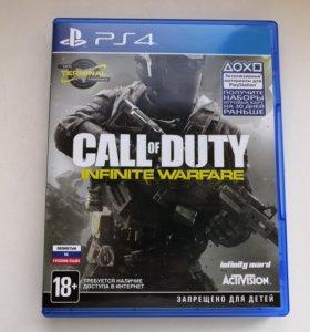 Call of Duty: Infinite Warfare (Рус) PS4