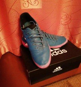 """Футбольные бутсы adidas """"Messi 16.3 TF J"""""""