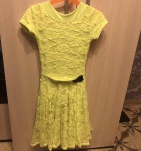 Рейтинговое платье 122-128