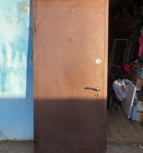 Дверь стальная толщина металла 2,5 мм