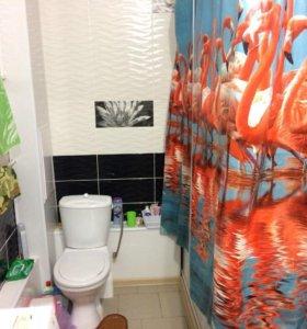 Квартира, 1 комната, 38.8 м²