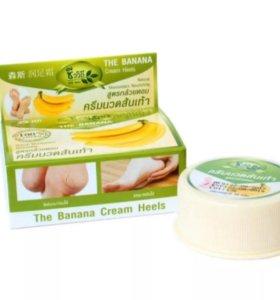 Банановый крем для пяток 🇹🇭 THAILAND