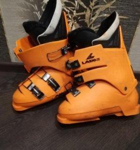 Мужские горнолыжные ботинки