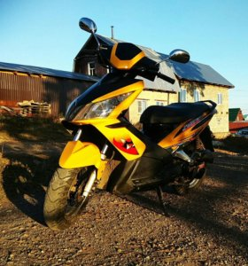 Продам скутер Stinger Gx