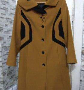 Пальто женское, демисезоное