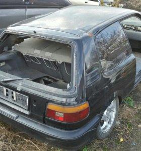 Запчасти Тойота Королла EE90 1987-92г./разбор
