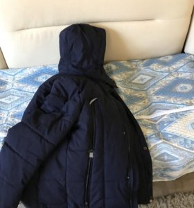 Куртка зимняя парка