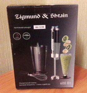 Новый Блендер погружной Zigmund & Shtain BH-131M