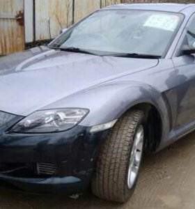 Запчасти Мазда RX8 2003-05г./разбор