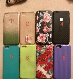 Чехлы на iPone6/6s