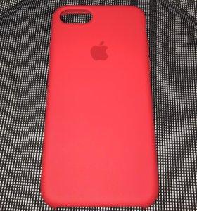 Чехол на iPhone 8 Red (Product)