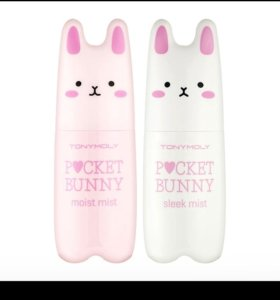 Спрей для лица Tony Moly Pocket Bunny Sleek Mist