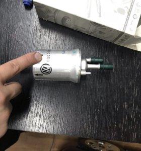 Топливный фильтр новый на АУДИ, ШКОДА, WV