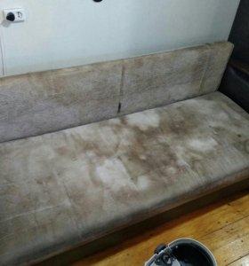Химчистка мебели и авто