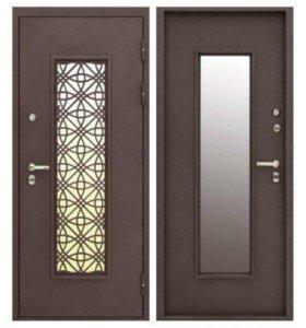 Дверь изумруд термо для частного дома