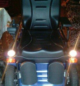 Инвалидная коляска на аккамуляторах