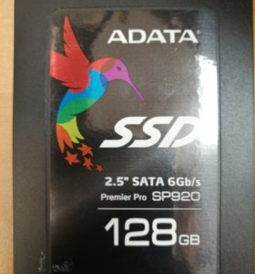 Твердотельный накопитель SSD 128GB