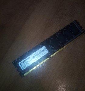 Оперативная пямять AMD Radeon Memory 4GB