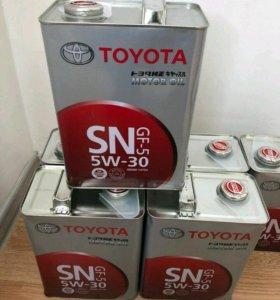Toyota sn 5w-30