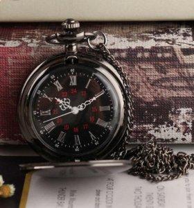 Карманные часы в стиле винтаж