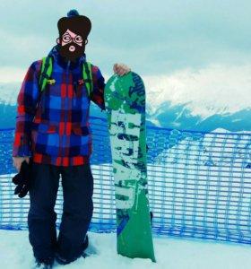 Westbeach куртка сноубордическая