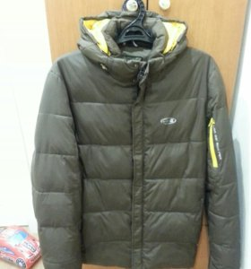 Зимняя мужская куртка р. 52-54