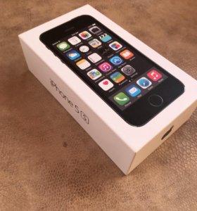 Коробка от Apple IPhone 5s