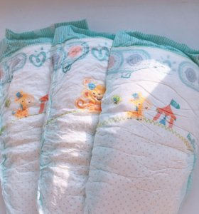 Pampers Active Baby Dry 4 70 штук