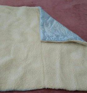 детское одеяло- конверт