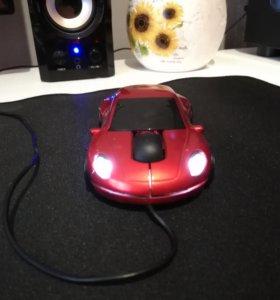 Игровая оптическая мышка CBR.