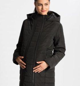 Демисезонная куртка для беременных. Турция.