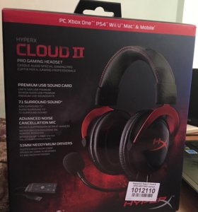 Kingston HyperX Cloud II