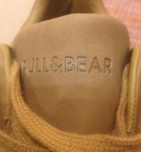 Кросовки Pull Bear